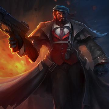 Lol booster Trzyzak avatar
