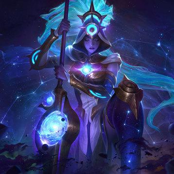 lol booster Purple P avatar